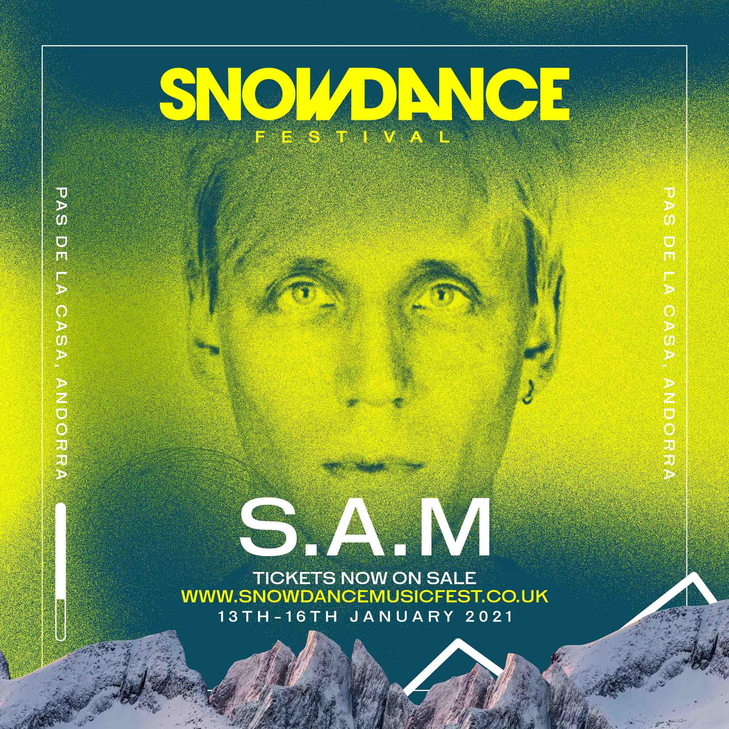 SnowDance festival SAM