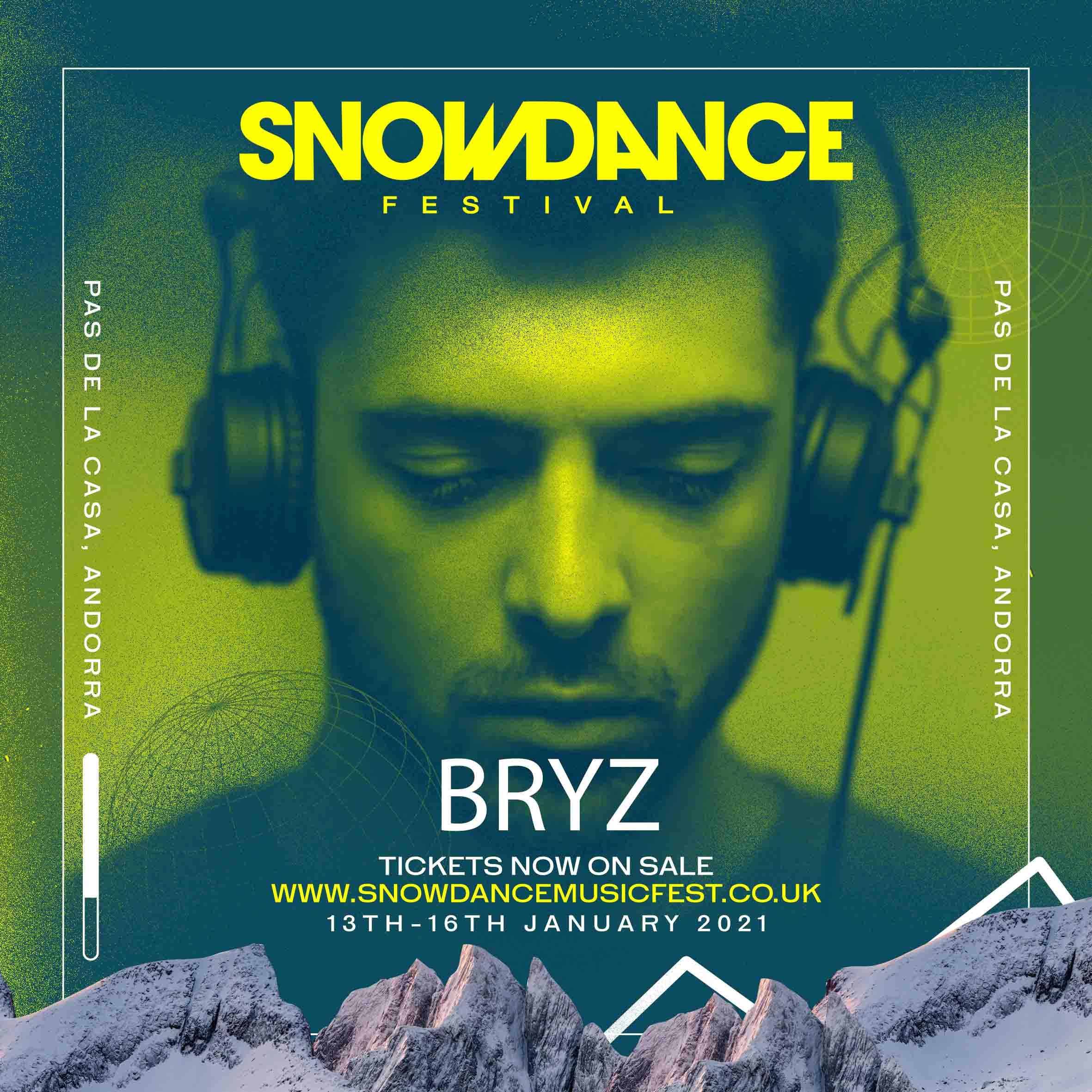 SnowDance festival bryz