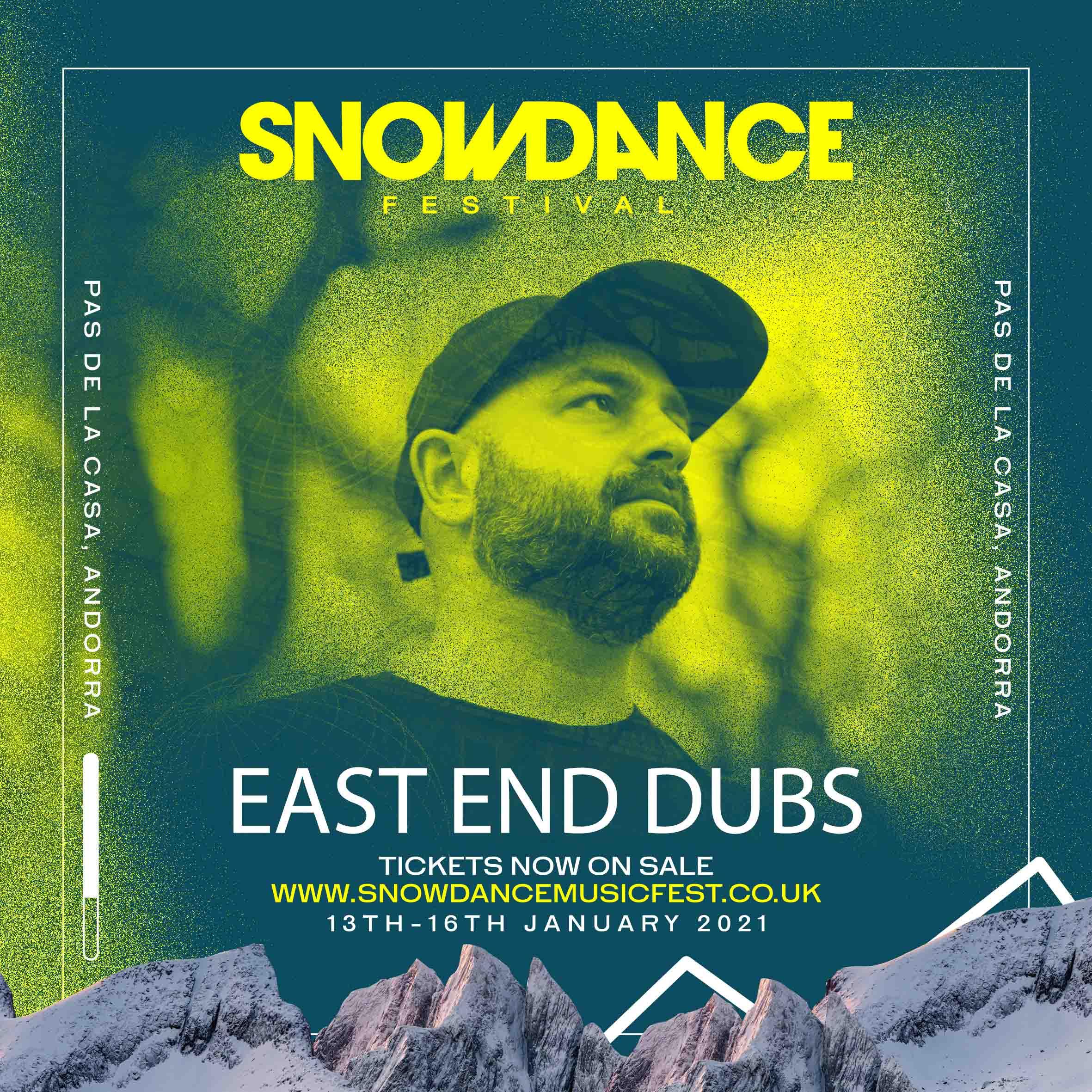 SnowDance festival eastend dubs
