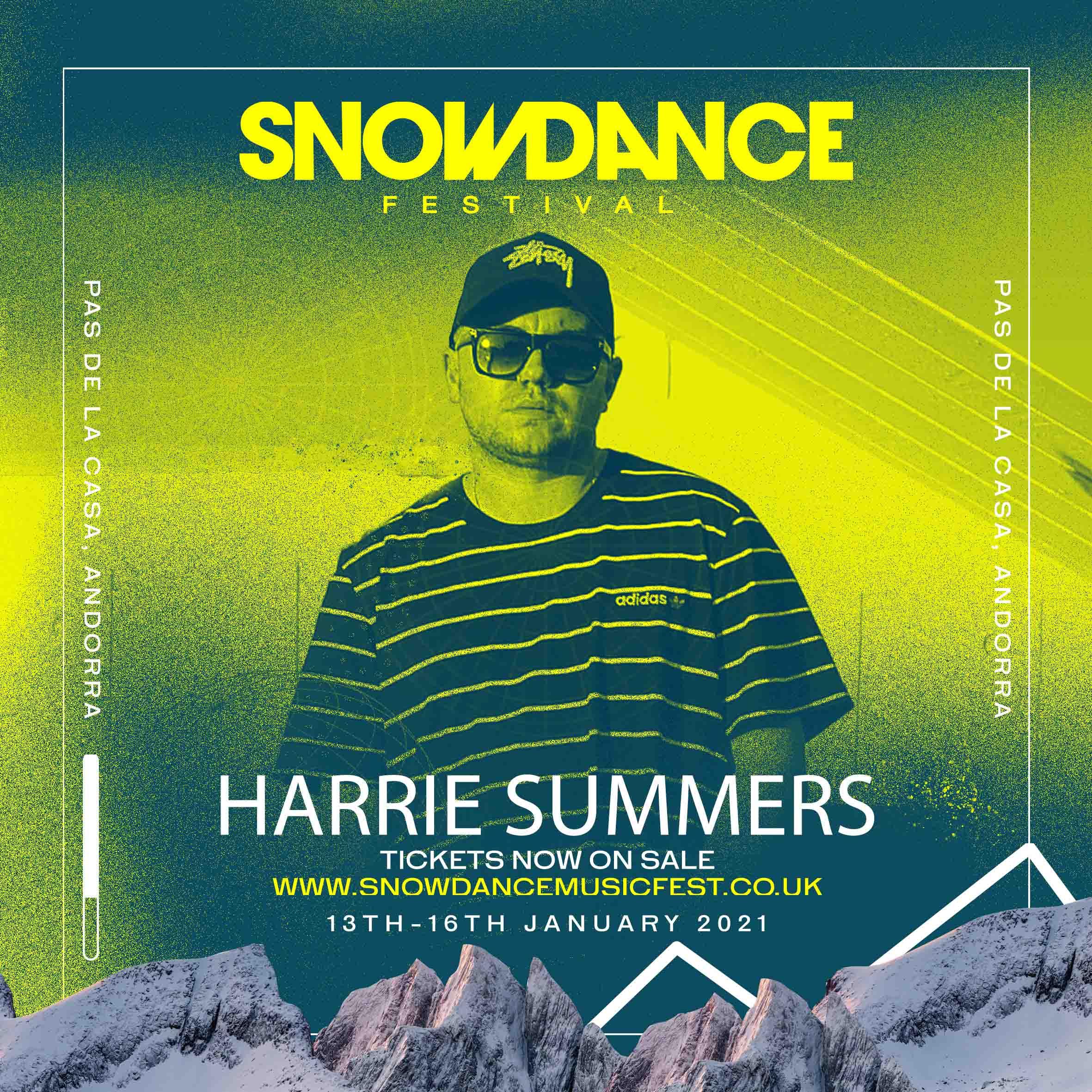 SnowDance festival harrie summers