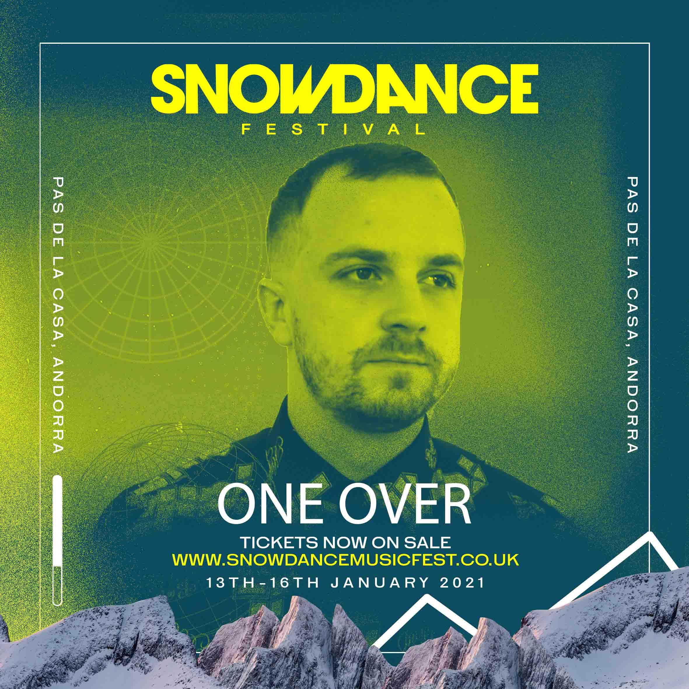 SnowDance festival oneover