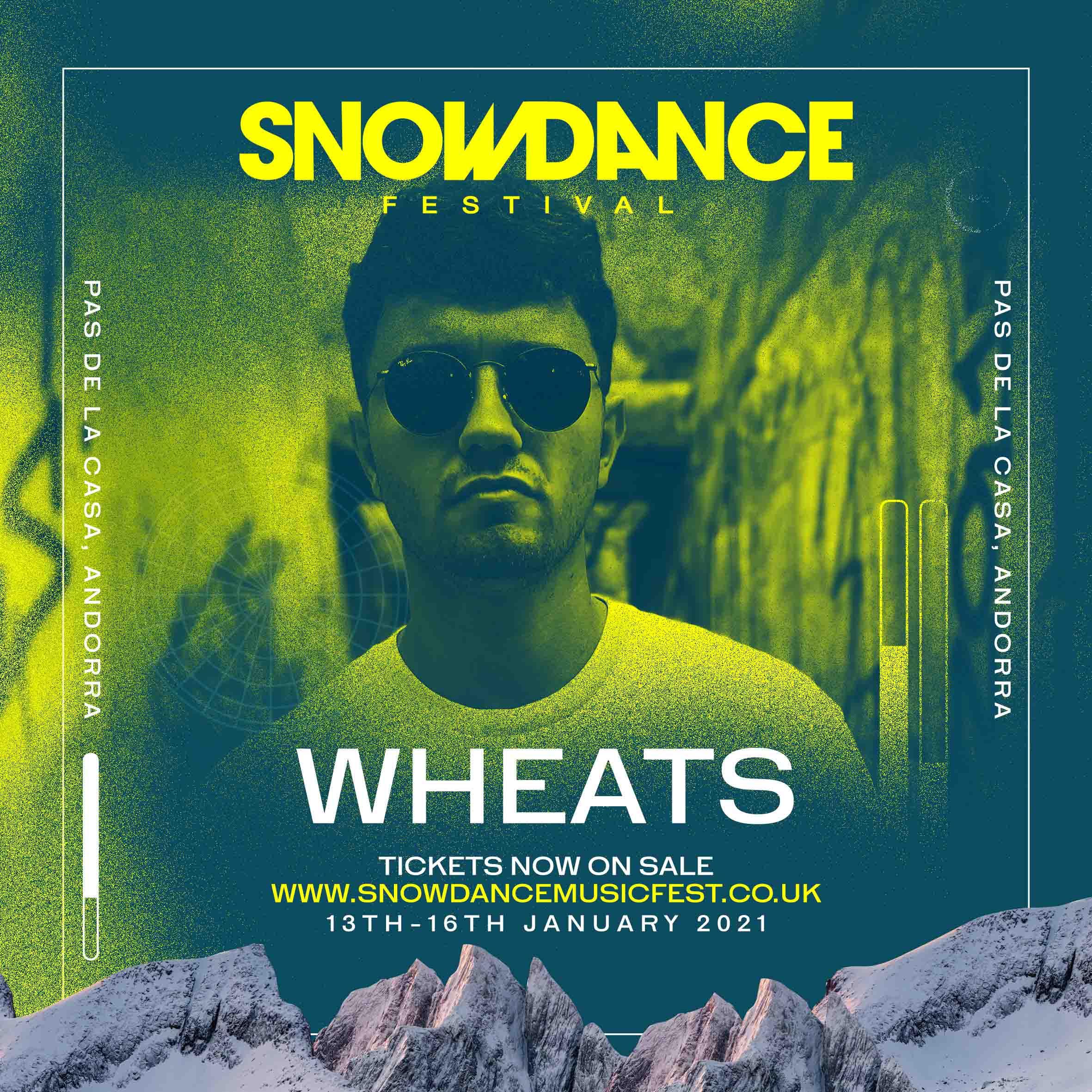 SnowDance festival Wheats