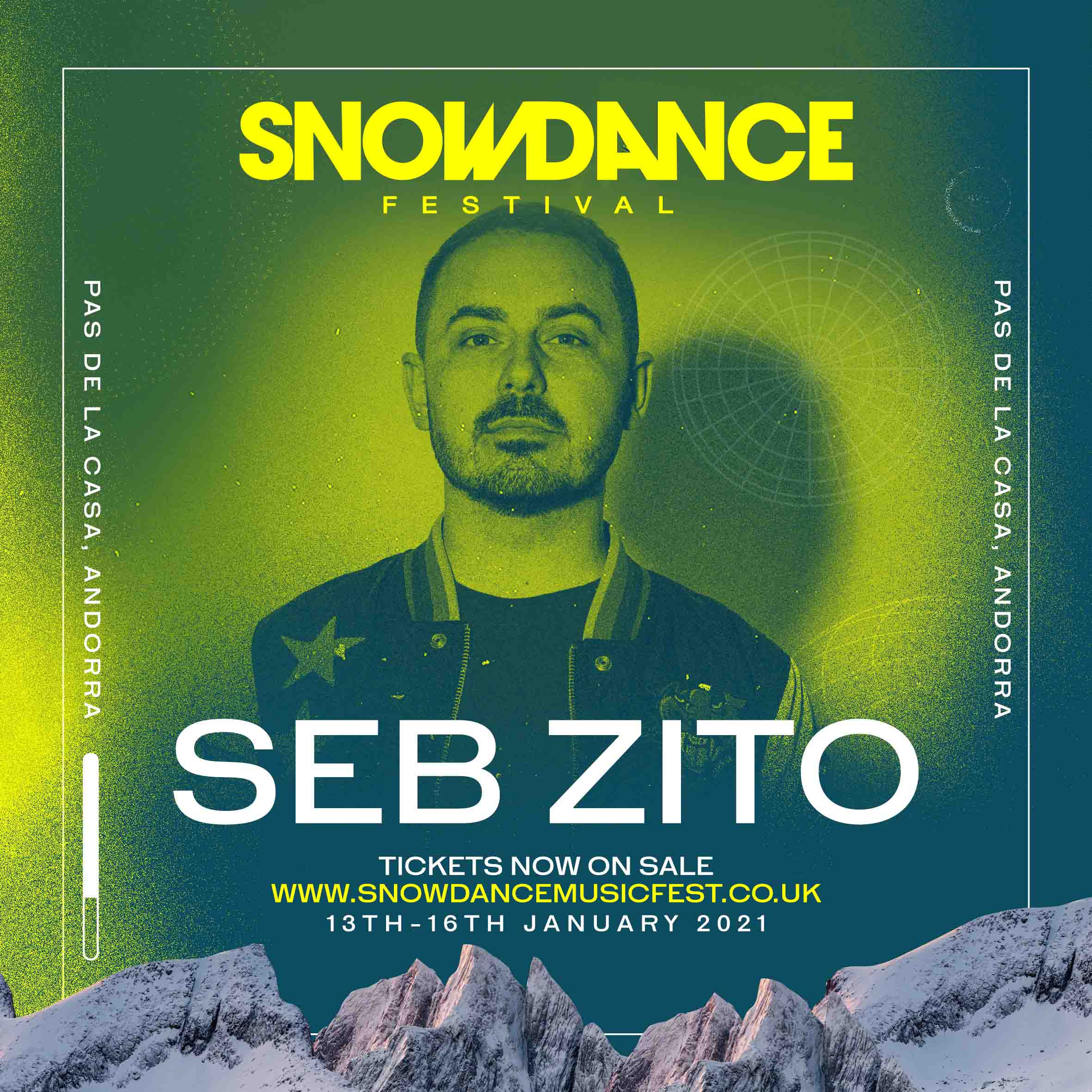 SnowDance festival seb zito