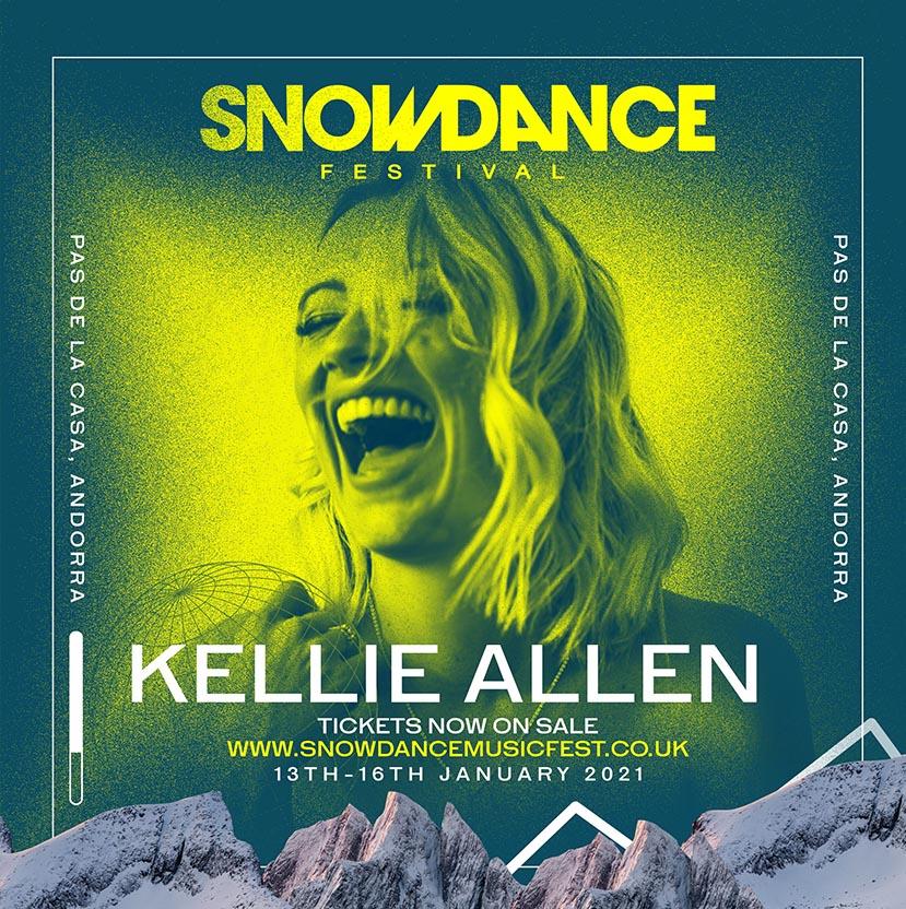 SnowDance Kellie Allen