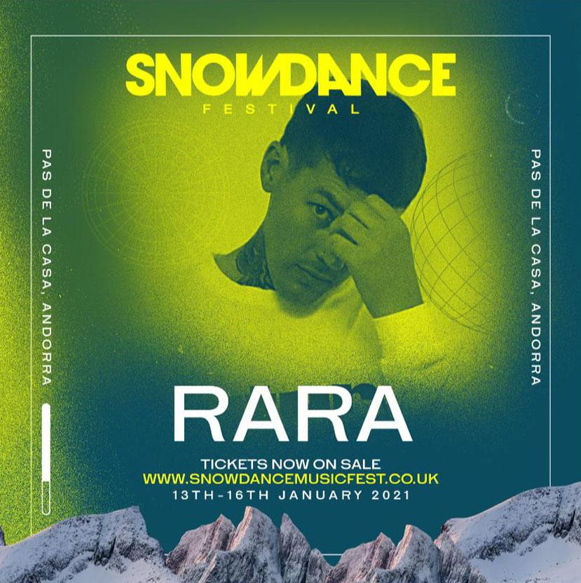 SnowDance rara