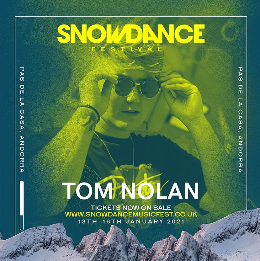 SnowDance Tom Nolan
