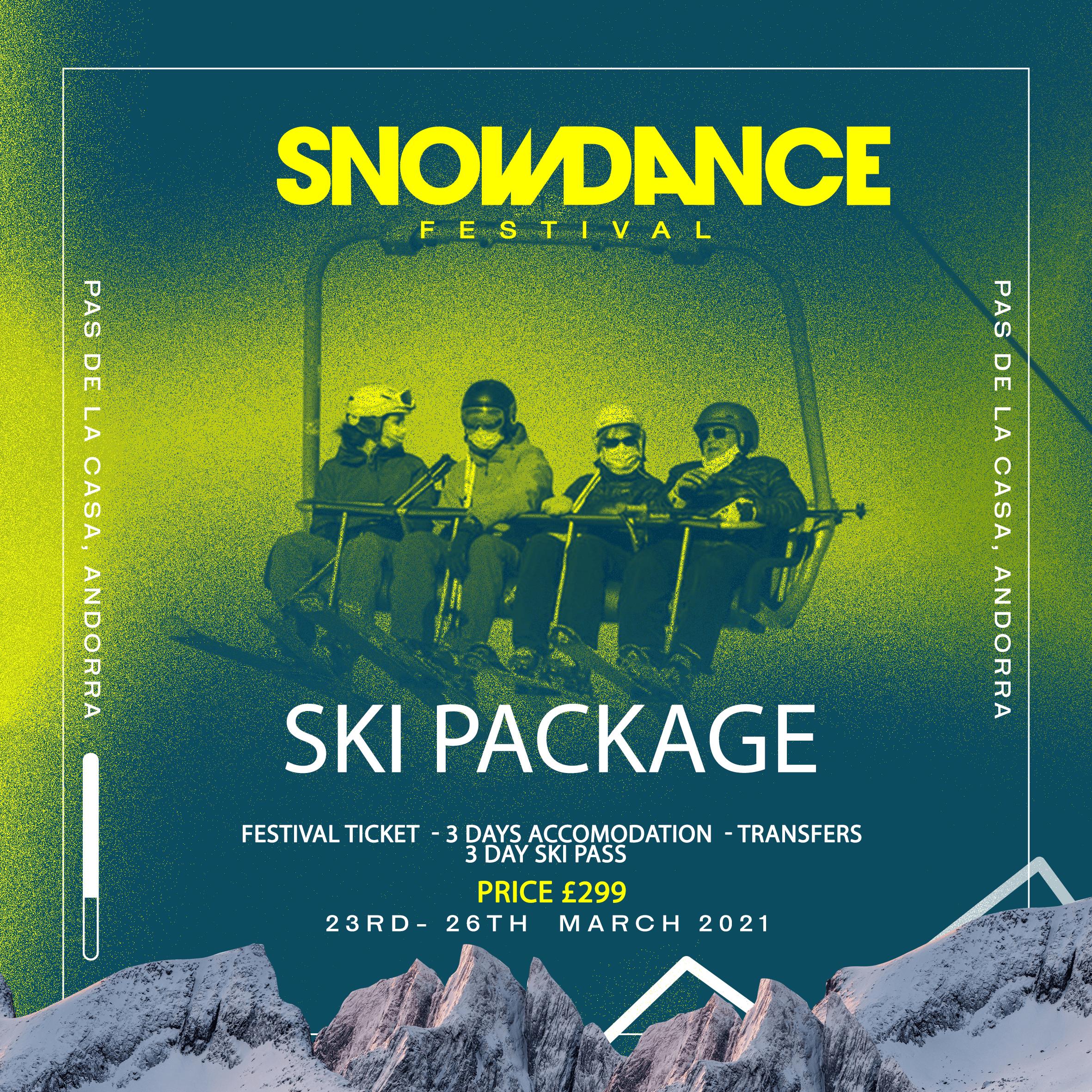 Ski Package new